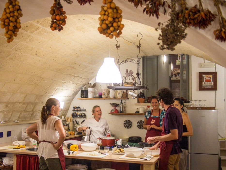 Cooking Experience Lecce