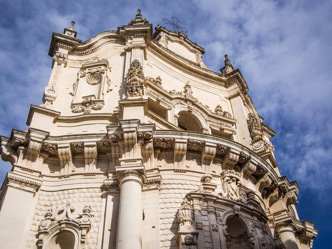 San Matteo church, Lecce