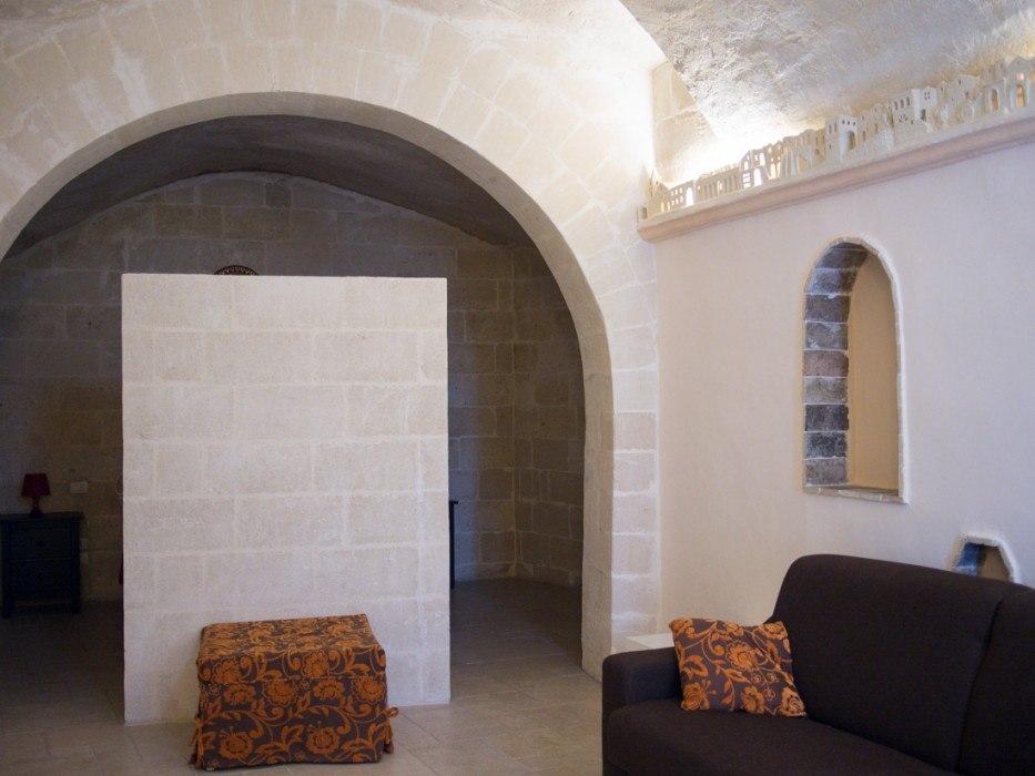 B&B La Corte dei Pastori, a cave hotel in Matera, Italy