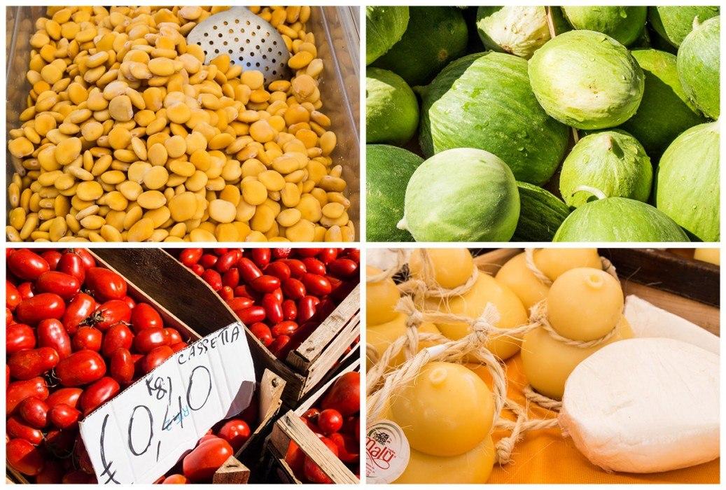 Ostuni market