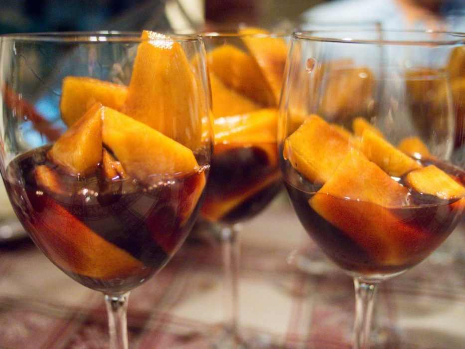 Sangria Leccese at Cooking Experience in Lecce