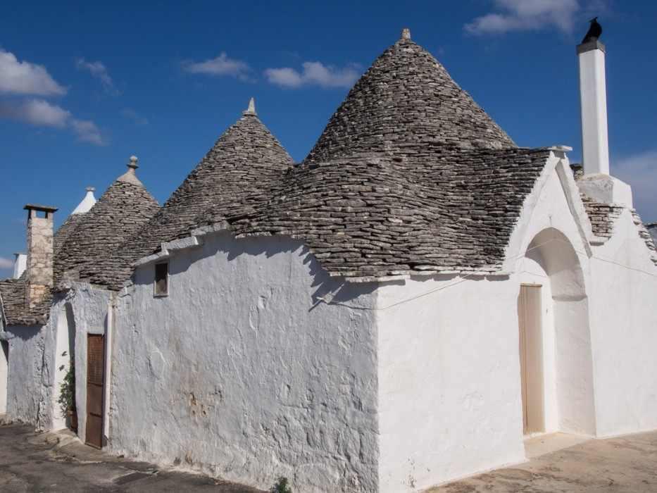 Trullo, Alberobello