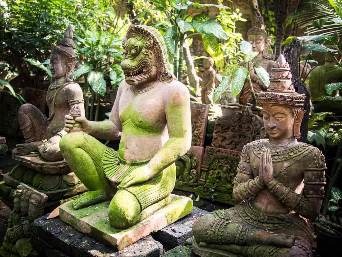 Terracotta gardens, Chiang Mai