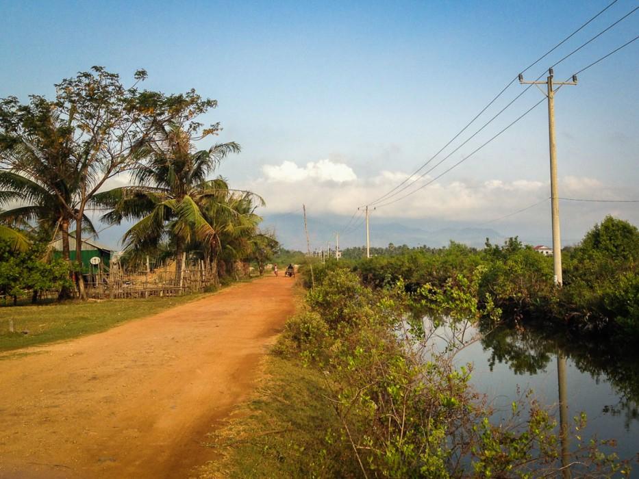 Kampot countryside
