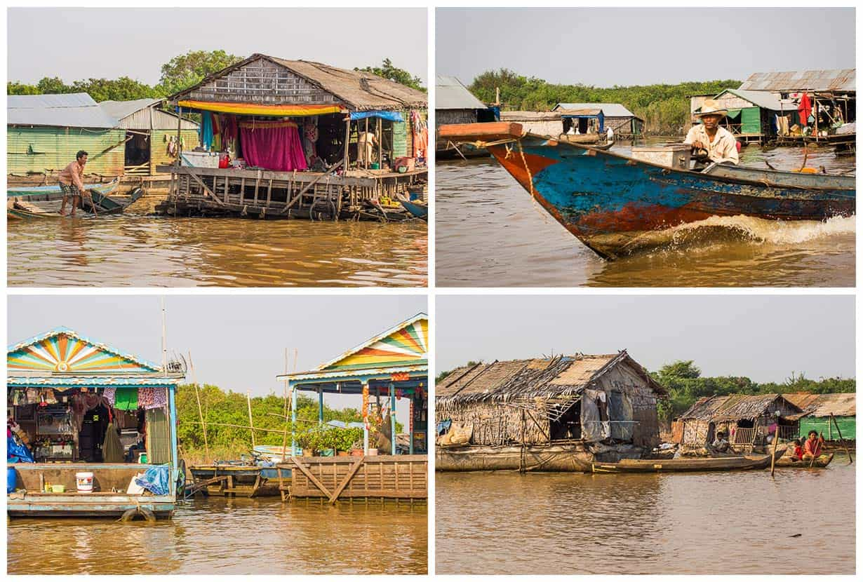 Kompong Khleang floating village, an alternative thing to do in Siem Reap beyond the temples