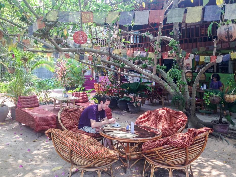 Peace Cafe, Siem Reap