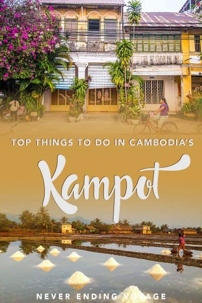 Here's why sleepy Kampot is our favourite place in Cambodia!