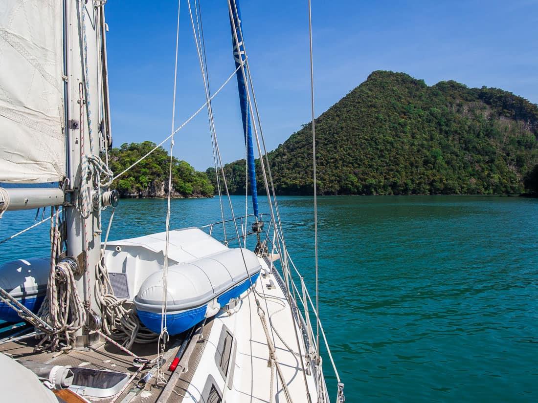 Langkawi sailing school review