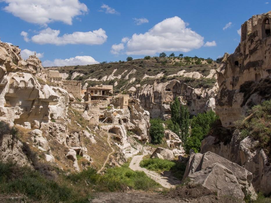 Balkan Deresi valley, Cappadocia