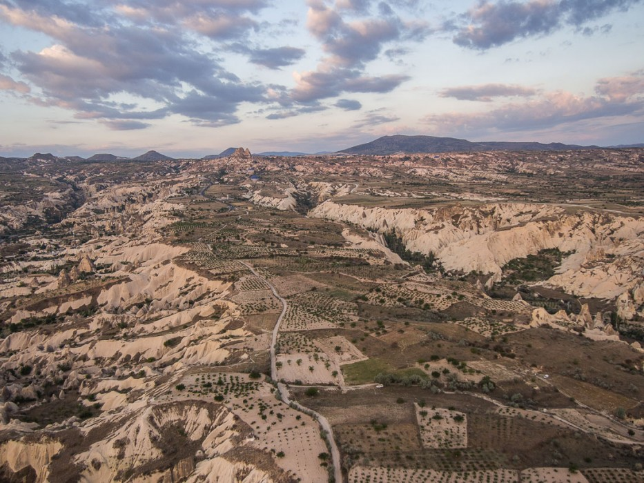 Hot Air Ballooning in Cappadocia with Turkiye Balloons