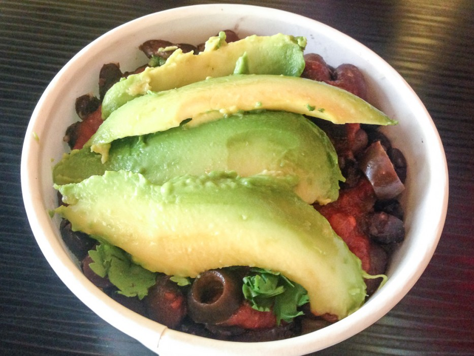 The Whole Bowl: vegan food in Portland