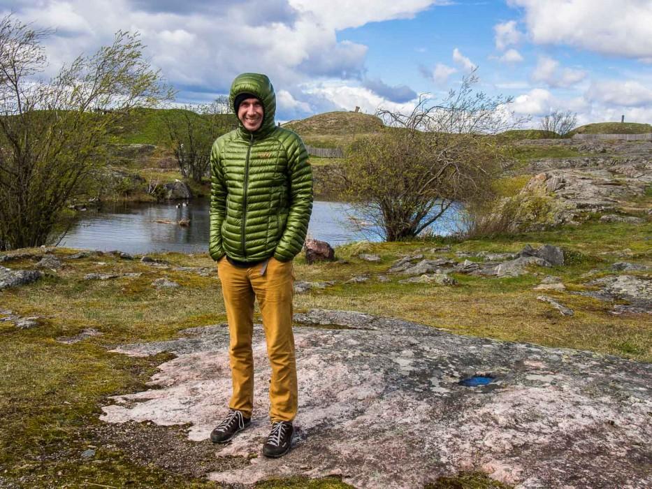 Mountain Hardwear Ghost Whisperer down jacket review