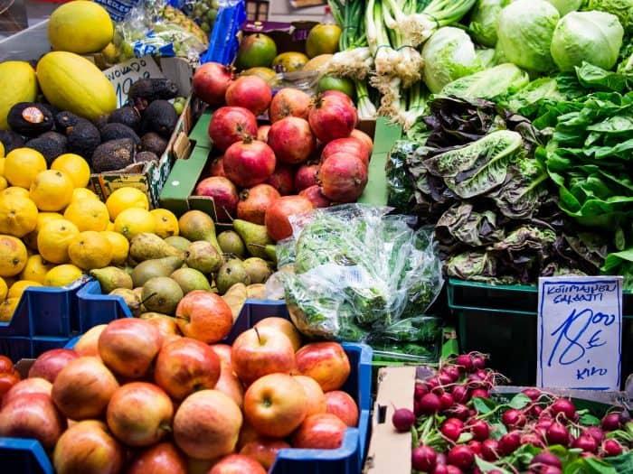 Hakaniemi market, Helsinki