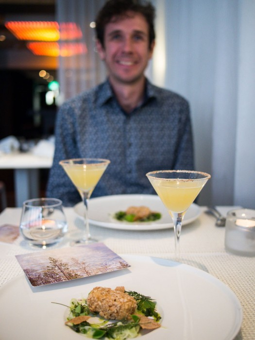 A21 Dining review, Helsinki