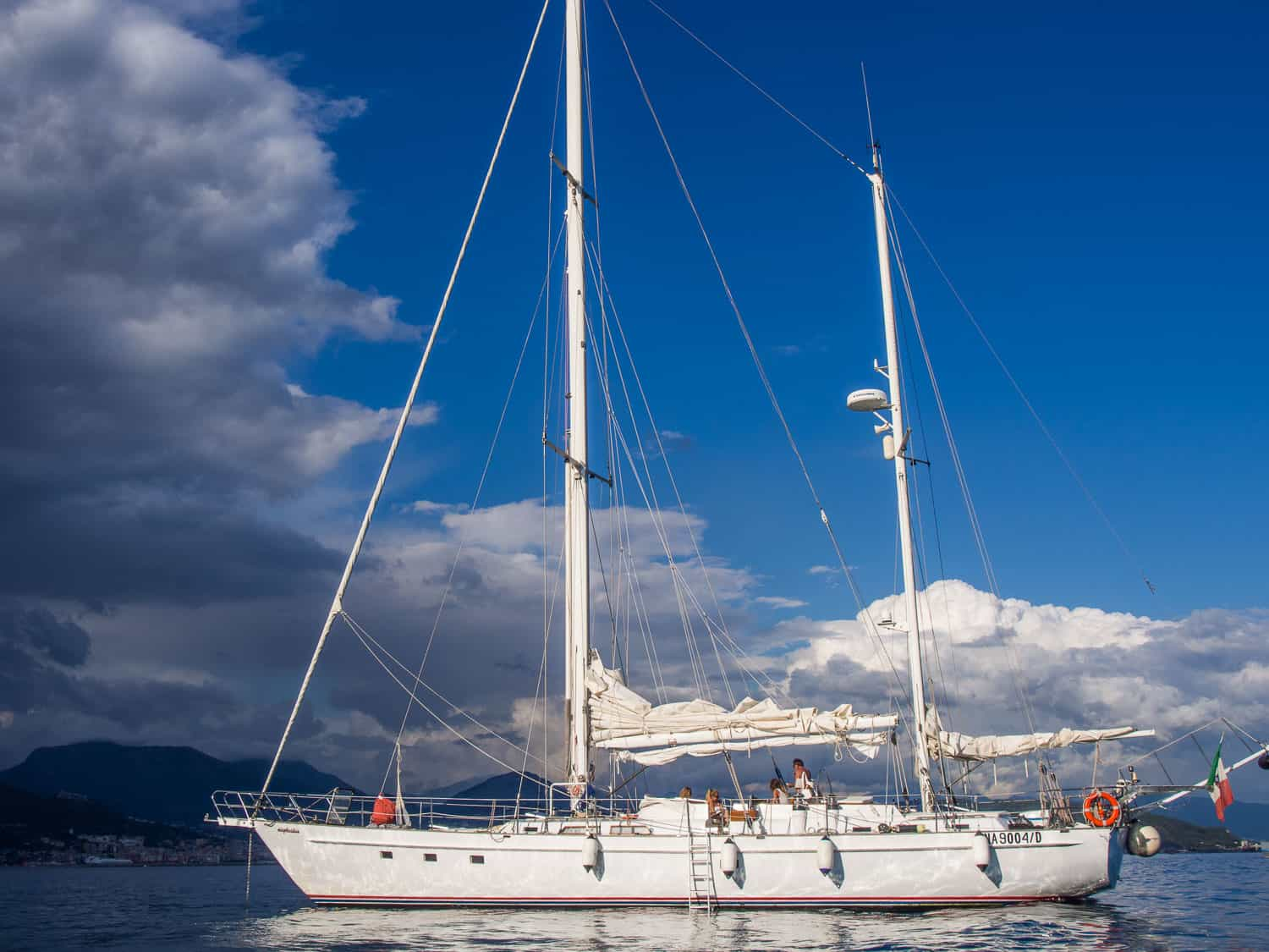 Intersailclub review- cabin charter on Milaplacidus yacht