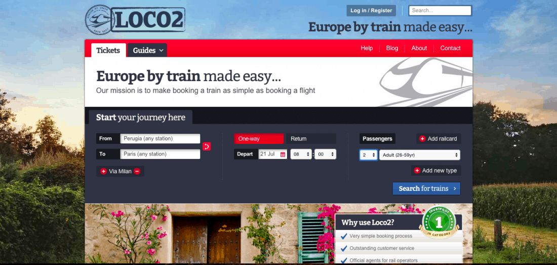 Loco2 review