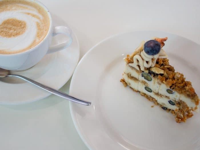 Best cafes in Helsinki - Hymy Raw Food Cafe