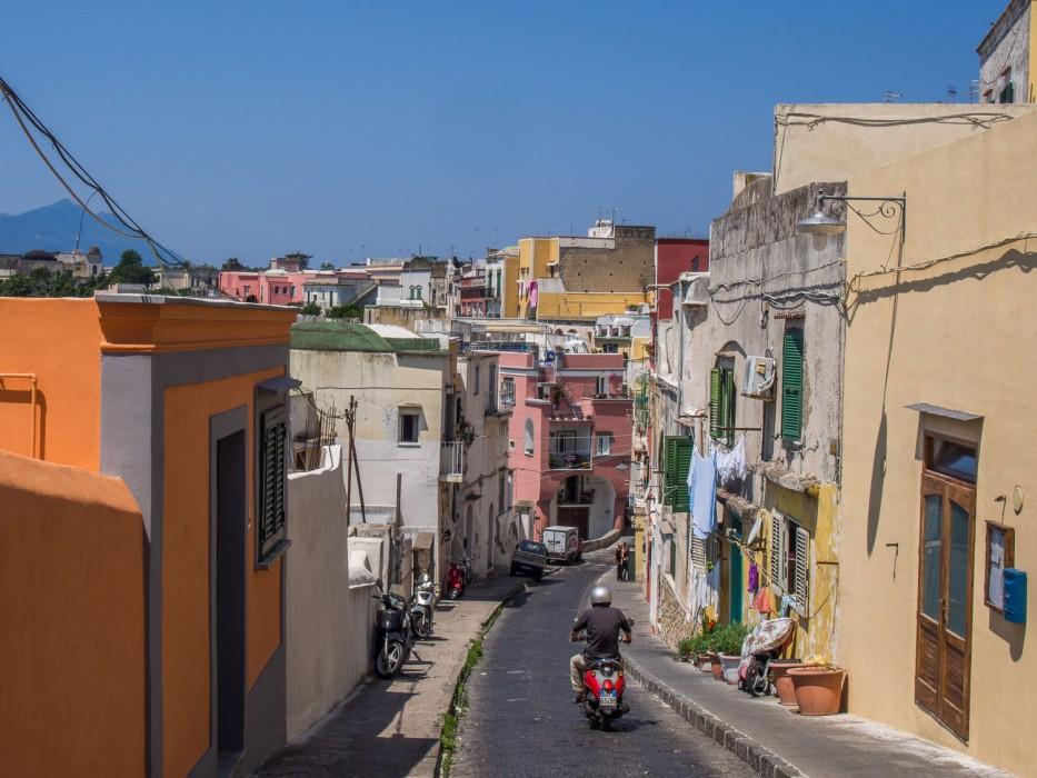 Procida island travel guide