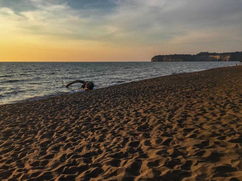 Ciraccio beach, Procida island