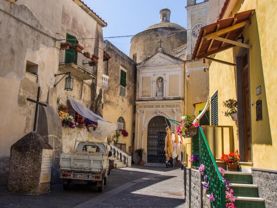 Abbazia di San Michele, Procida