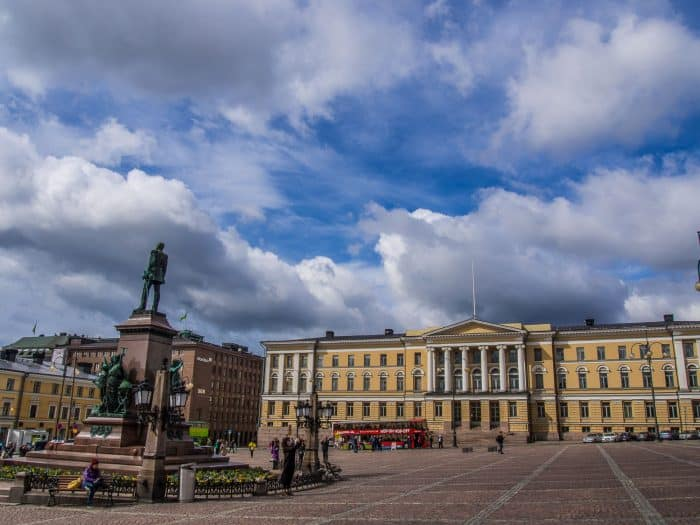 Things to do in Helsinki: Senate Square