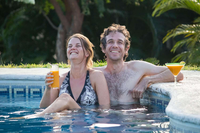 Erin & Simon in Puerto Escondido