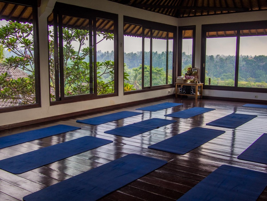 Intuitive Flow yoga review, Ubud
