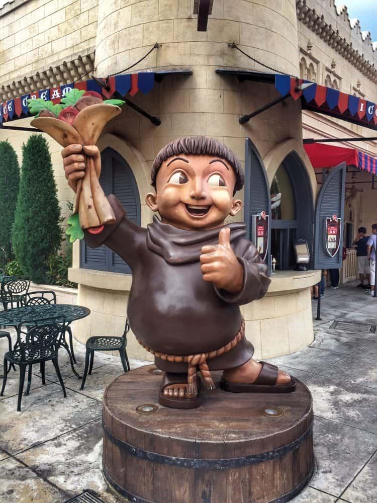 Friar Fast Food Universal Studios Singapore