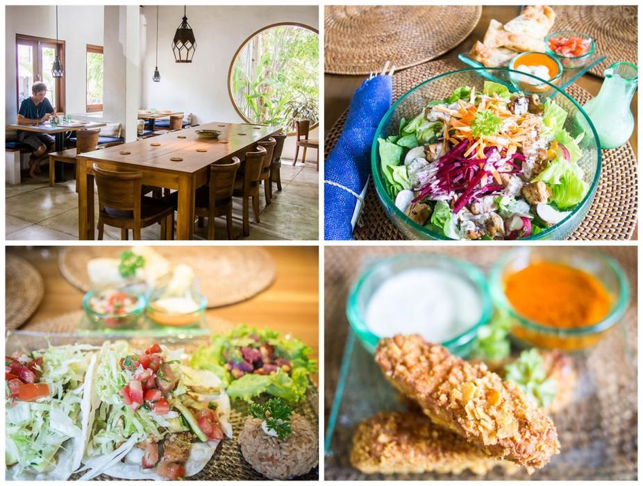 Ubud vegan restaurants -Sage