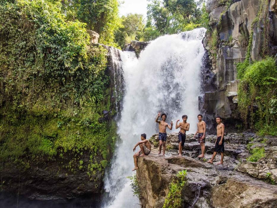 Things to Do in Ubud - Tegenungan waterfall