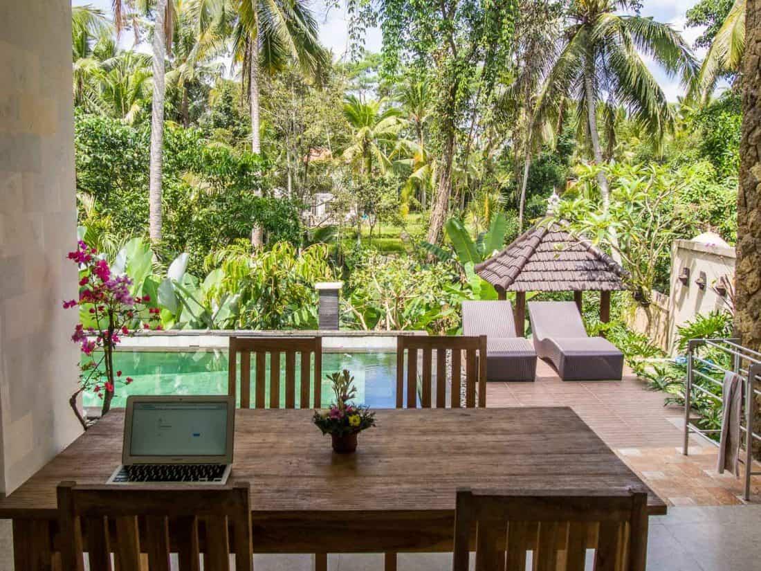 Digital nomad guide living in Ubud, Bali