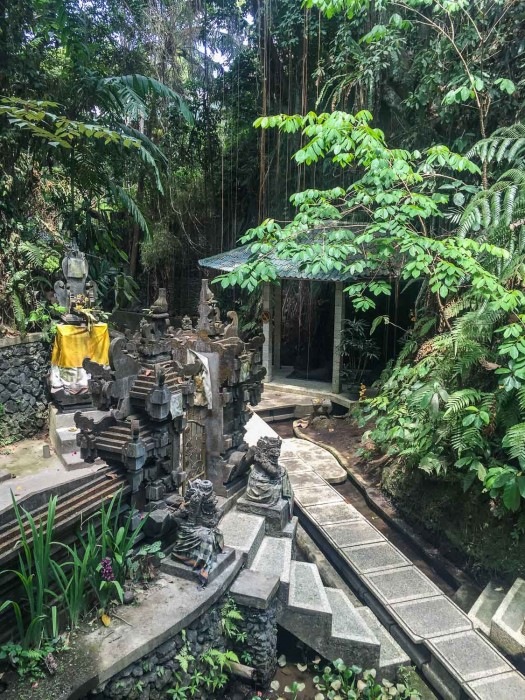 Living in Ubud - yoga