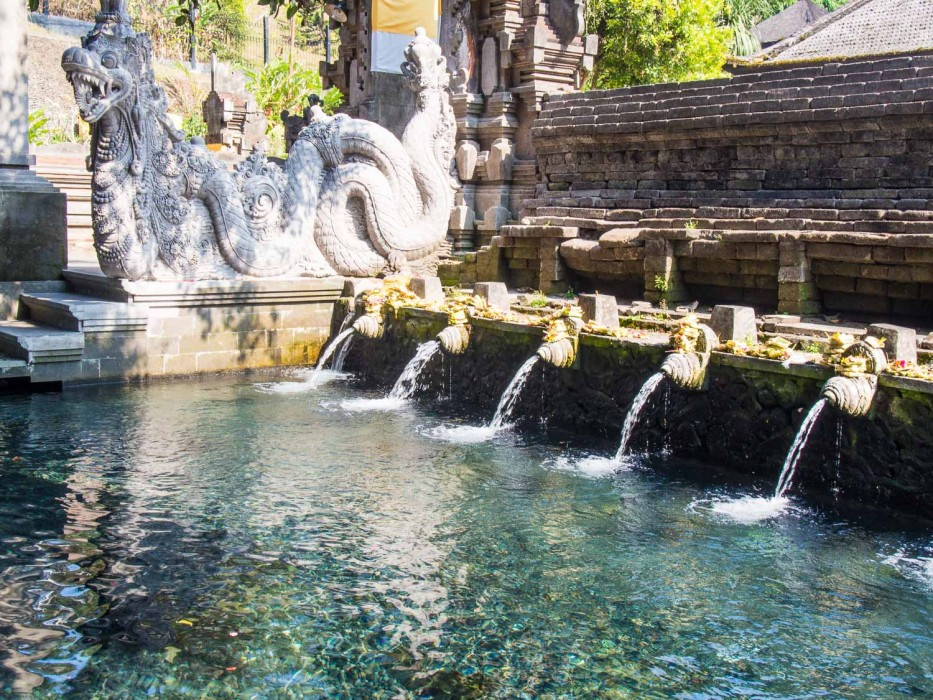 Things to Do in Ubud -Tirta Empul water temple