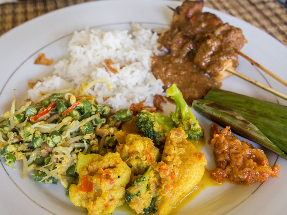 Living in Ubud -learning to cook