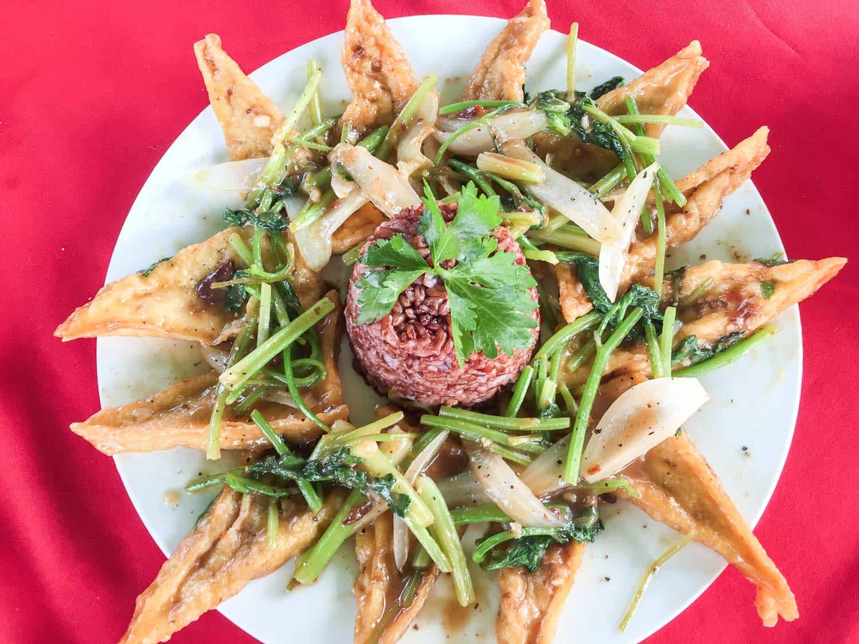 Hoi An vegetarian restaurants - P&B