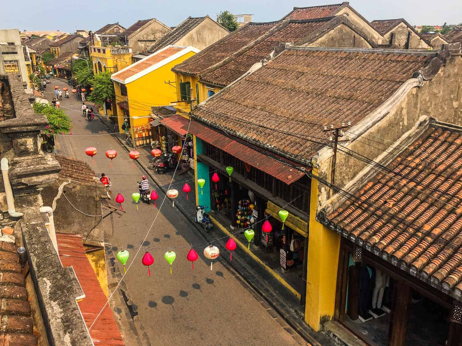 The cost of living in Hoi An, Vietnam
