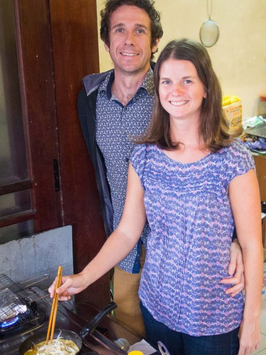 The cost of living in Hoi An - cooking classes are inexpensive
