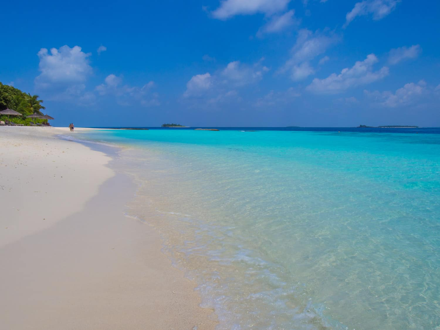 Random observations about the Maldives - Reethi Beach