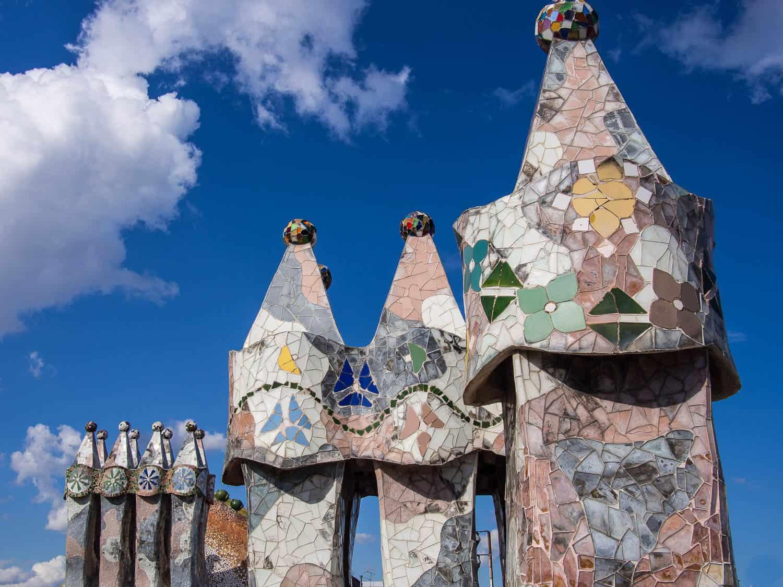 Gaudi in Context review - Casa Batllo, Barcelona