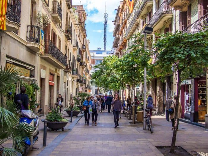 Gracia, Barcelona: why it's the perfect neighbourhood to stay in the city.
