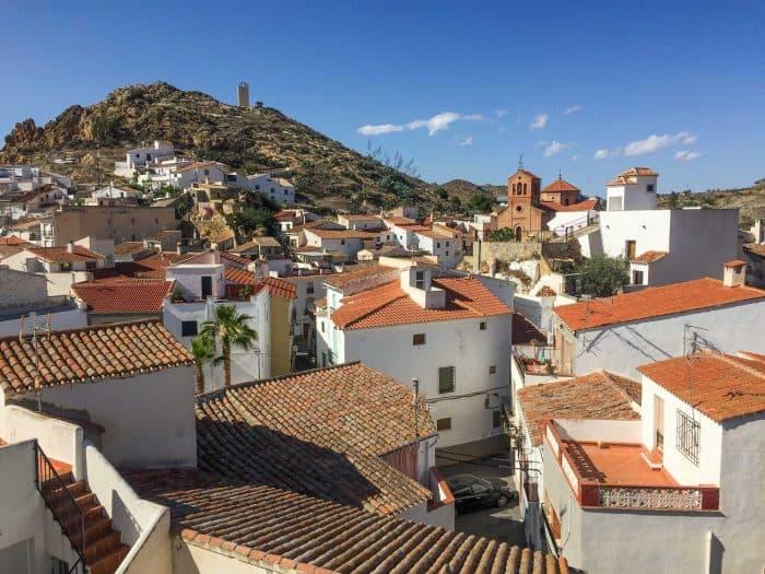 Housesitting in Lubrin, Spain
