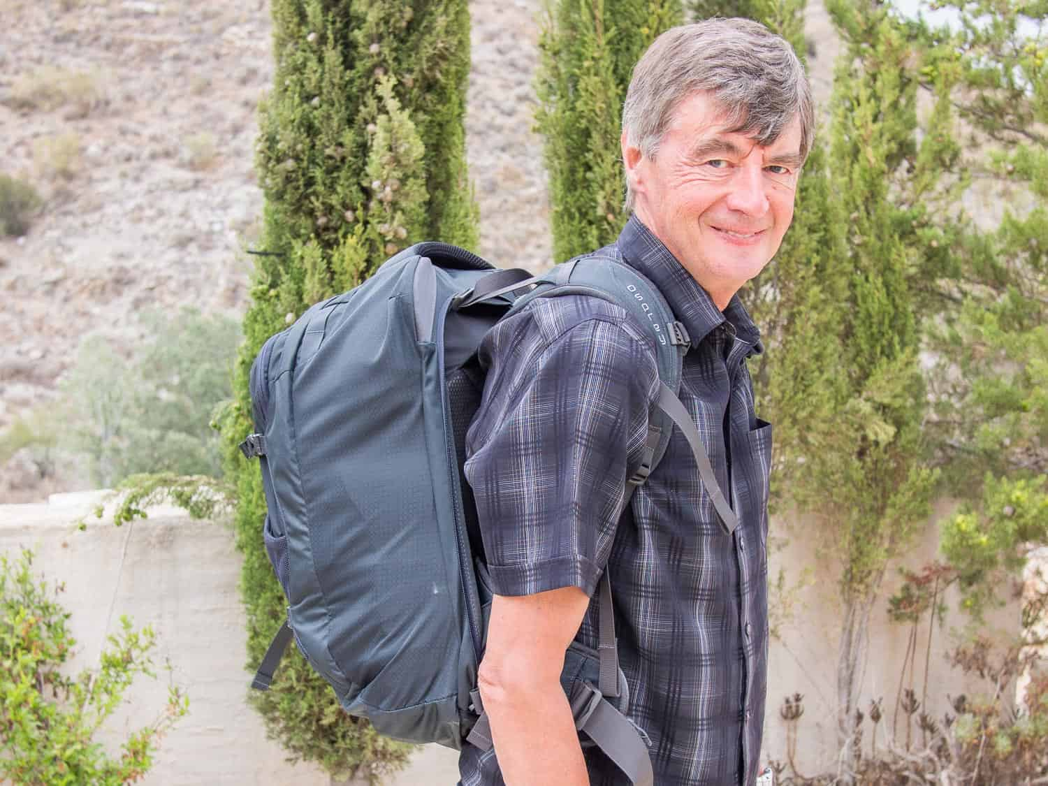 The Carry-On Traveller interviews: Dave the First-timer