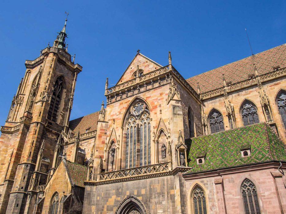 Colmar France church