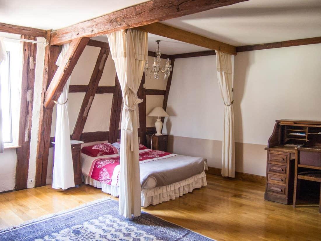 Las Tetes apartment, Colmar