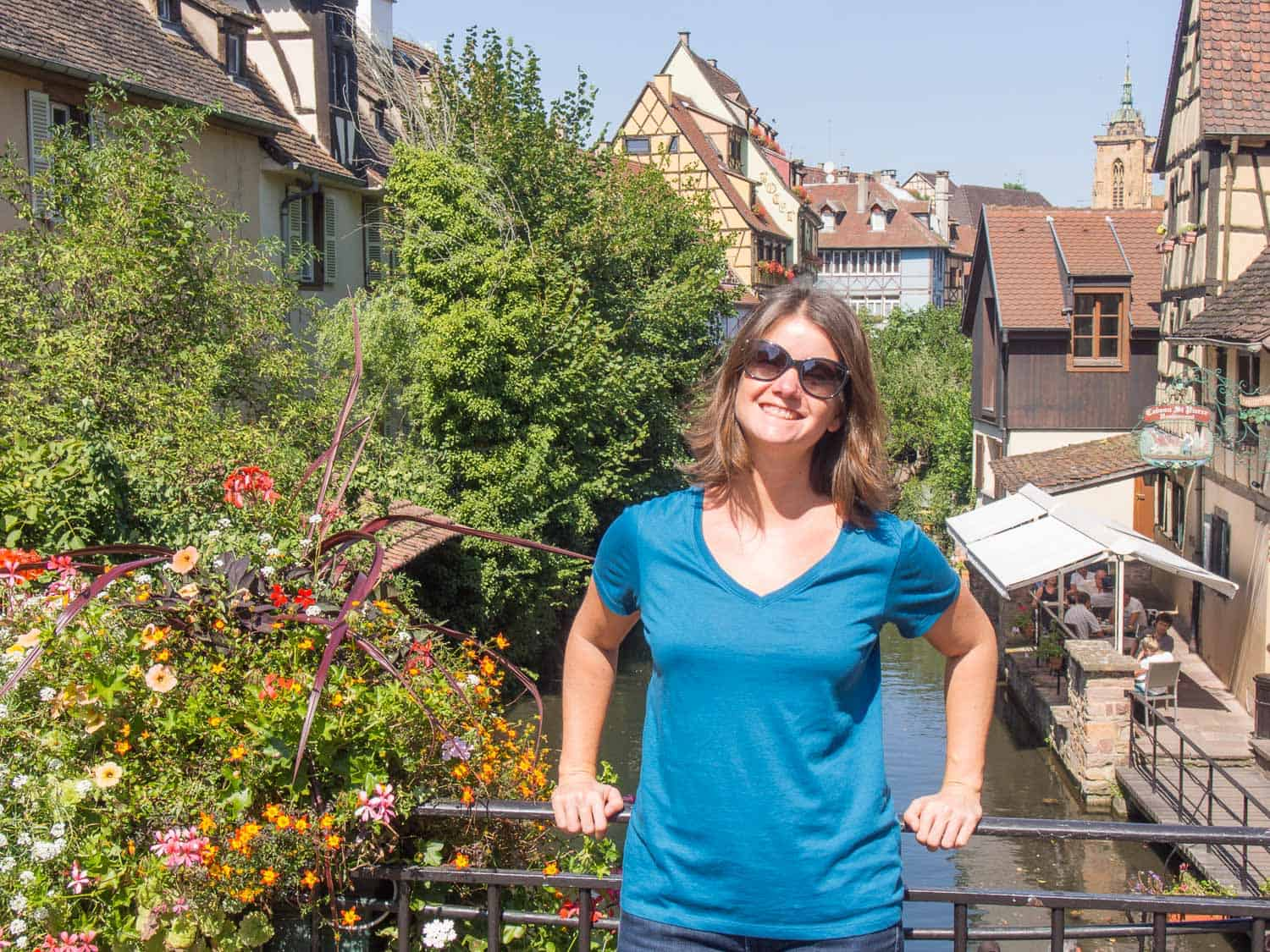 Ably t-shirt review: how do these odour-resistant t-shirts stand up to a month of travel in Europe