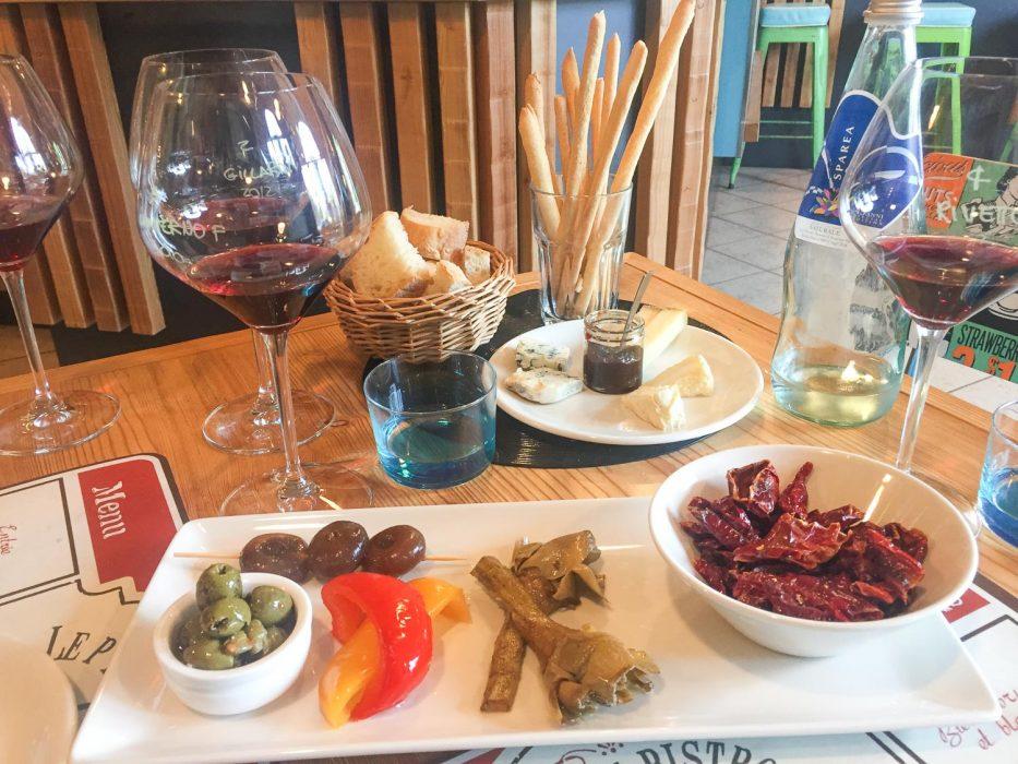 Wine tasting at La Vite Turchese, Barolo
