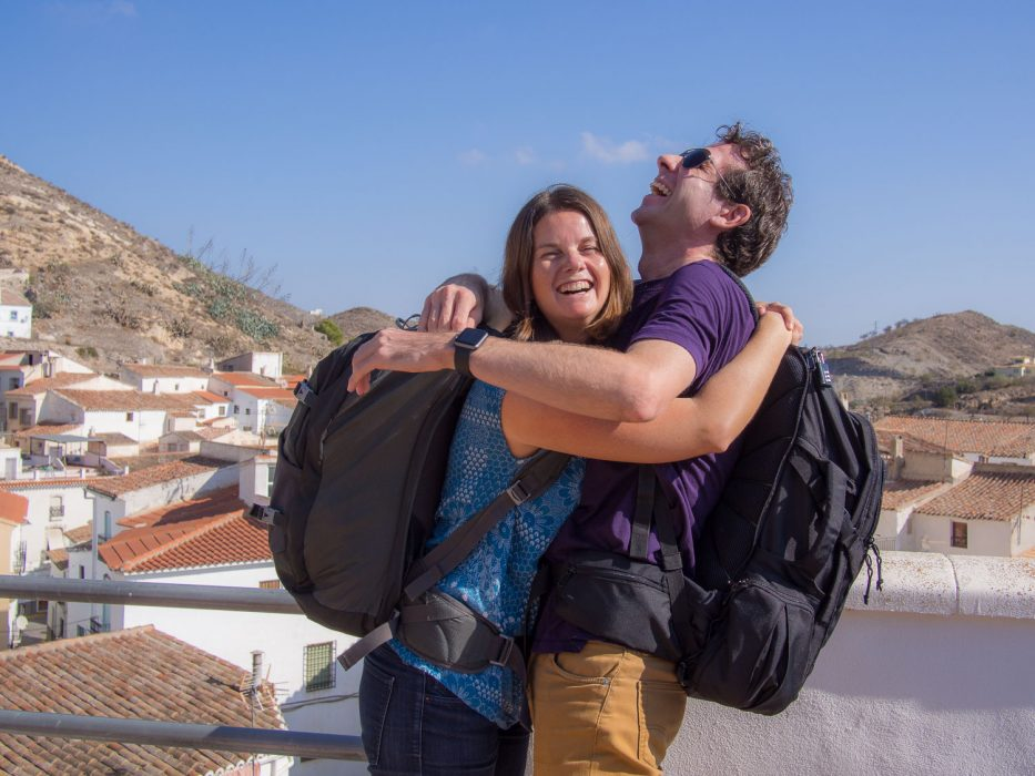 Best carry on backpack: A review of the Tortuga Travel Backpack and the Osprey Farpoint 40