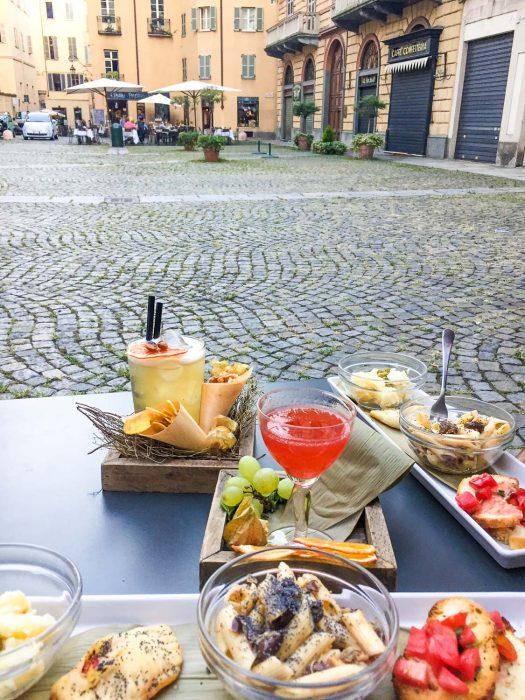 Smile Tree aperitivo in Turin, Italy