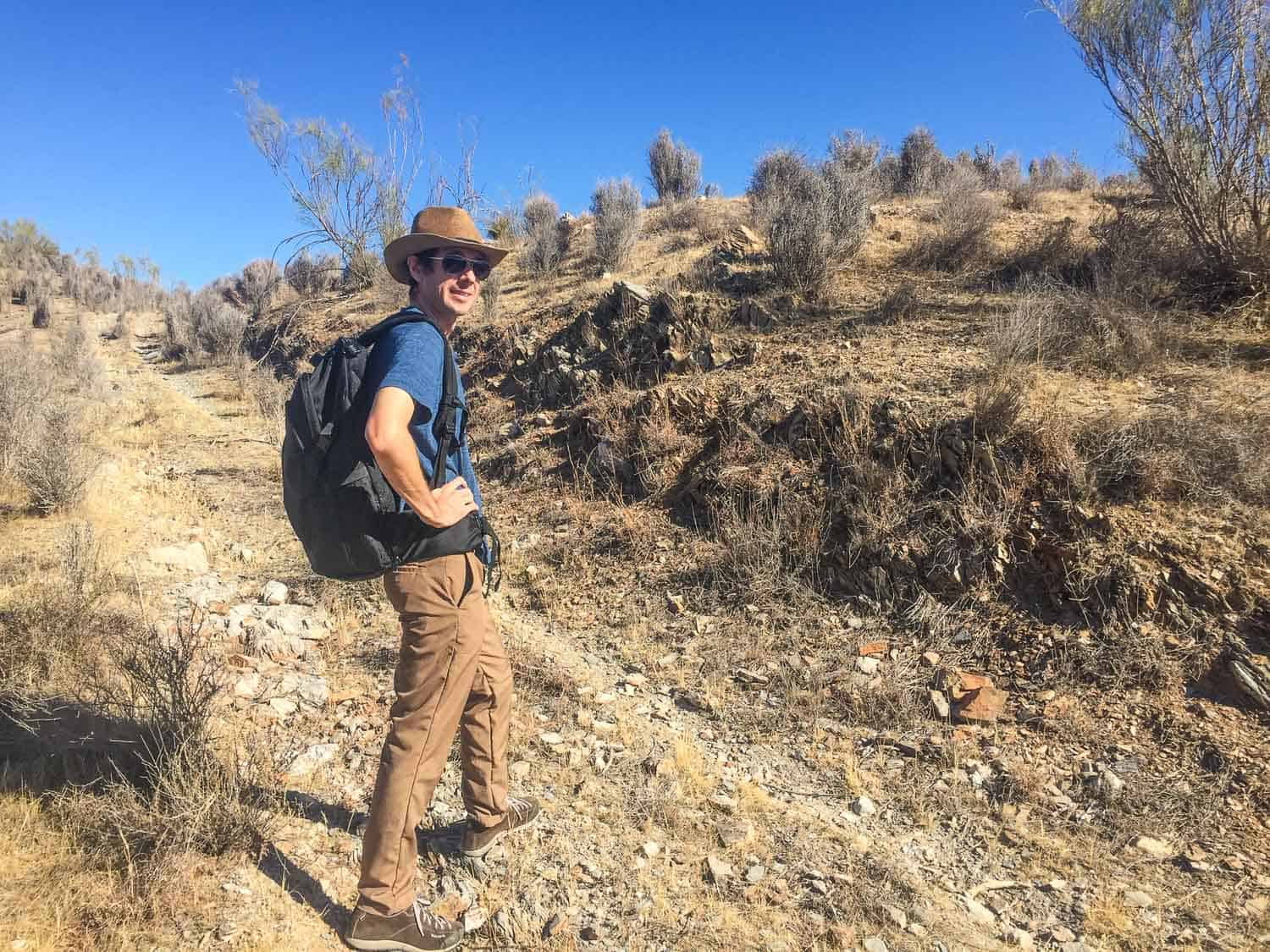 Bluffworks review - Bluffs are the best travel trousers for men. They combine the functionality of technical fabrics with a smart look.