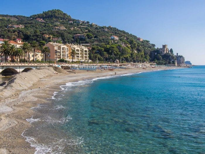 Finale Ligure, Italy - a travel guide to this lovely town on the alternative side of the Italian Riviera that is overlooked by foreigners.
